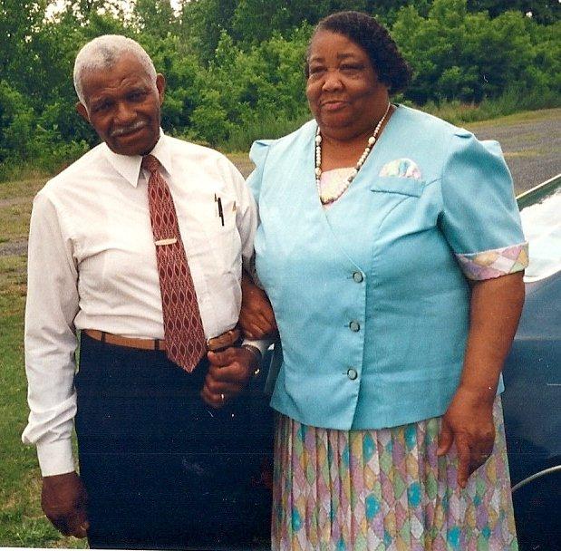 Obituary of Lucy Harriett Bland   Marian Gray Thomas Funeral